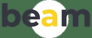 Logo BEAM Marketing Digital